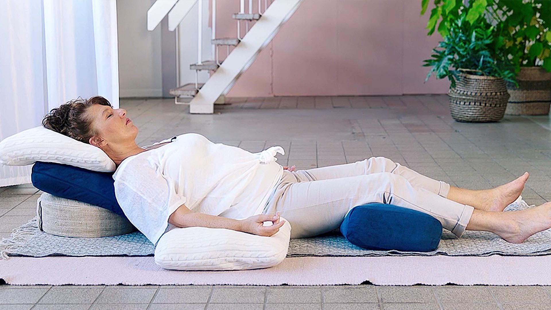 Yogaflow Diana van der Gaast header