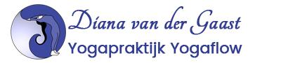 Yogaflow Diana van der Gaast logo