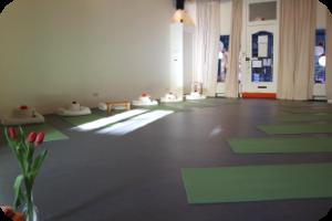yogaflow yoga sadhana vlissingen zaal